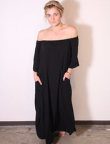 Tysa Senorita Dress In Black