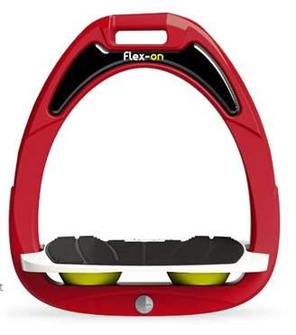 Flex on Green Composite Junior Range Junior Inclined Ultra-Grip Frame Color: Red Footbed Color: White ELASTOMERS: