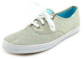 Keds Champion Taylor Swift Dot Line Women Round Toe Canvas Sneakers.