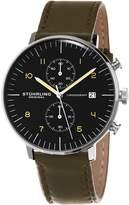 Stuhrling Original Men's Vitesse 803 Buckle Watch, 42mm