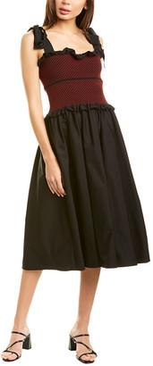 Pinko Argentina Midi Dress