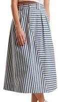 Rachel Antonoff Phyliss Cargo Midi Skirt