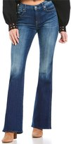 """7 For All Mankind A"""" Pocket Bootcut Jeans"""