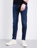 Rag & Bone Dukes skinny mid-rise jeans