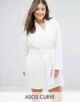 Asos Textured Cotton Robe