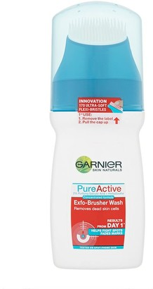 Garnier Pure Active Blackhead Removal Facial Cleansing Brush 150Ml