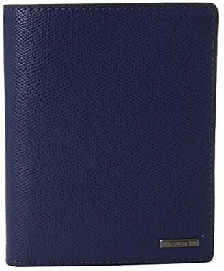 Tumi Province Passport Case (Blue) Wallet