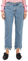 Topshop Straight-Leg Jeans by Boutique