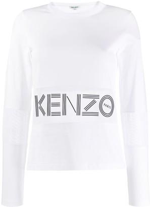 Kenzo graphic print T-shirt