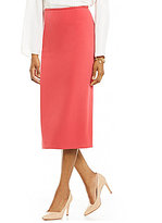 Preston & York Taylor Pencil Midi Skirt