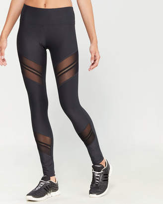 90 Degree By Reflex Missy Mesh Leggings