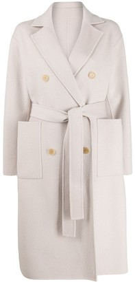 MACKINTOSH Fortrose belted trench coat