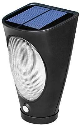 TSSS HY-ML-03 Solar Powered Desk Reading Lamp PIR Motion Sensor Wall Step Fence Emergency Flashlight for Outdoor Camping Hiking Trip
