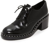 Ash Xenos Heeled Oxfords