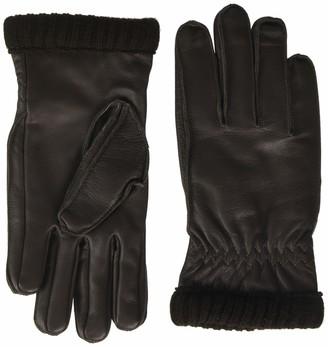 Jack and Jones Men's Jacjace Leather Gloves