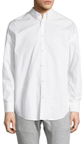Zanerobe Rugger Solid Button Down Sportshirt