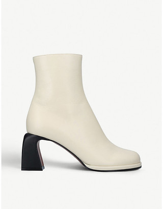 MANU Atelier Chea leather ankle boots