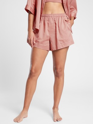Athleta Cotton Dreams Sleep Short