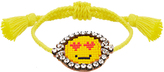Shourouk Emojibling Love smiley face bracelet