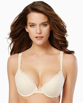 Soma Intimates Embraceable Push Up Lace Trim Bra