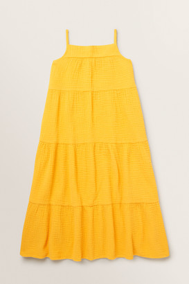 Seed Heritage Cheesecloth Dress