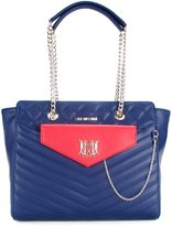 Love Moschino pouch detail shoulder bag