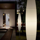 Foscarini Havana Outdoor Terra Floor Lamp, Cream Yellow -Open Box