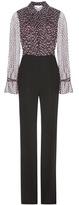 Diane von Furstenberg Ariella silk jumpsuit