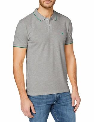 Wrangler Men's Ss Pique Polo Shirt