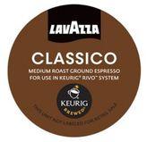 LavAzza Lavazza® 18-Count Classico Espresso for Keurig® Rivo® Brewers