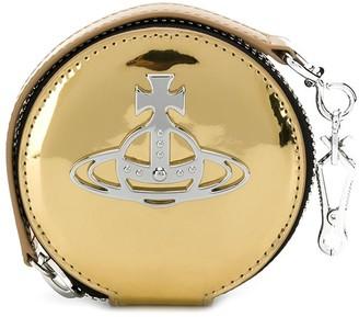 Vivienne Westwood Logo Plaque Coin Purse