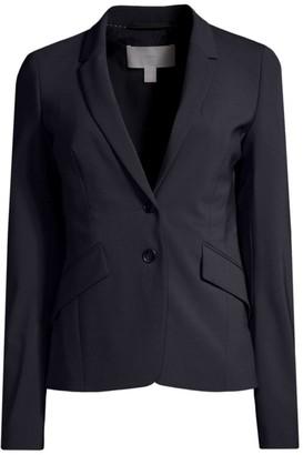 HUGO BOSS Jiletara Stretch Wool Jacket