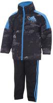 adidas Baby Boys Jacket and Pant Set