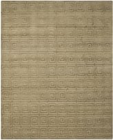 Safavieh TB108C-8 Tibetan Collection Hand-Knotted Wool Area Rug
