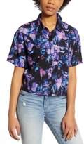 Vans Cabbie Floral Shirt