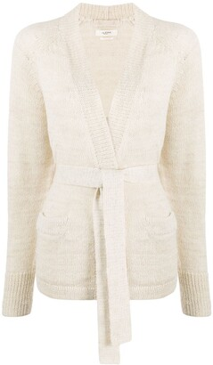 Etoile Isabel Marant Fitted Plain Cardi-Coat