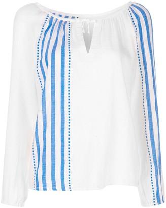 Lemlem Eshe striped blouse
