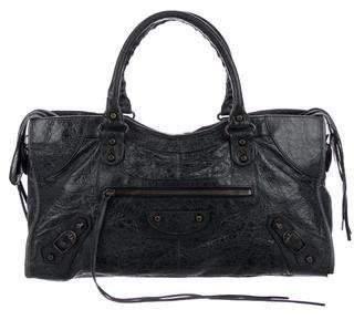 90ce56538b Balenciaga Arena Classic Bag - ShopStyle
