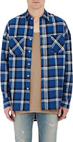 Fear Of God Men's Plaid Flannel Shirt