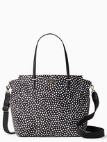 Kate Spade Wilson road musical dots kaylie baby bag