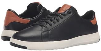 Cole Haan Grandpro Tennis (Black/British Tan) Men's Shoes