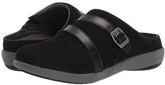 Spenco Sydney (Black) Women's Shoes