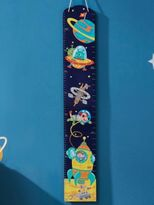 Teamson Hand-Painted Growth Chart