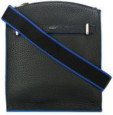 Furla square messenger bag - men - Leather - One Size