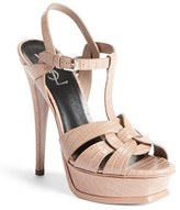 Saint Laurent Women's 'Tribute' Sandal
