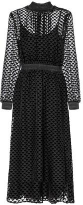 Tory Burch Pleated maxi dress