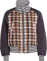 Public School Jacket with Tweed