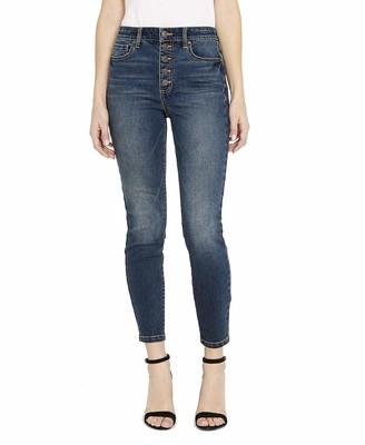 Buffalo David Bitton Women's semi hi Rise Skinny Jean