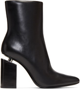 Alexander Wang Black Kirby Boots