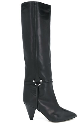 Isabel Marant Harness-Detail Boots